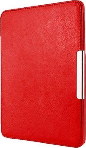 Pokrowiec Alogy Etui Alogy do Kindle Paperwhite 1 2 3 na magnes czerwone uniwersalny