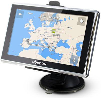 Nawigacja GPS Vordon VOR-5AV