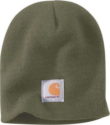 Carhartt Czapka Carhartt Acrylic Knit Hat winter moss