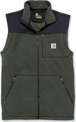 Carhartt Kamizelka Carhartt Fallon Vest OLIVE