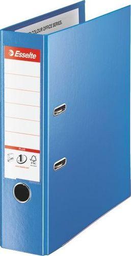 Segregator Vivida dźwigniowy A4 80mm niebieski