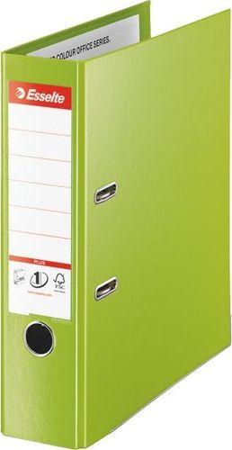 Segregator Vivida dźwigniowy A4 80mm zielony