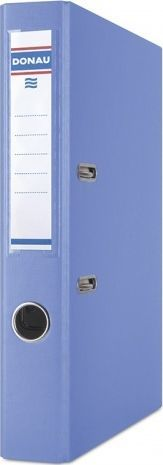 Segregator Master 2-ringowy A4 50mm niebieski
