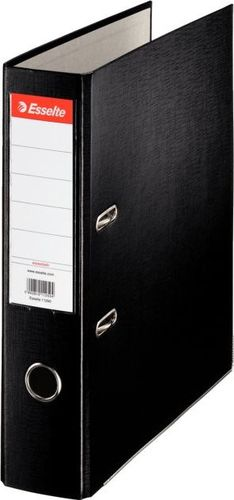 Segregator 2-ringowy A4 50mm czarny