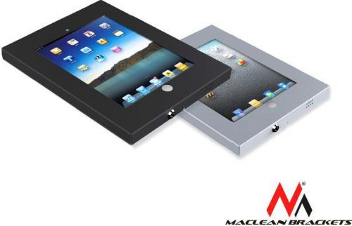 Stojak Maclean MC-610 Uchwyt reklamowy do tabletu