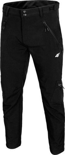 4f Spodnie H4L20-SPMT001 20S czarne r. XXXL