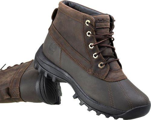 Timberland Buty Timberland Leather Boots Waterproof A11JU 41,5