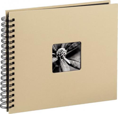 Hama album na spirali taupe 28x24 50 stron (113681)