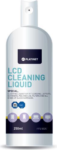 Platinet FS5525 Płyn Do LCD 250ML