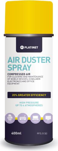 Platinet FS5130 Sprężone Powietrze 400 ml