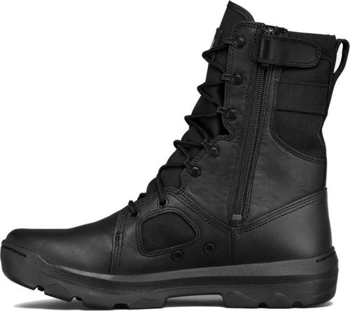 Under Armour Buty Under Armour Zip Military Black Combat 1296240-001 47,5