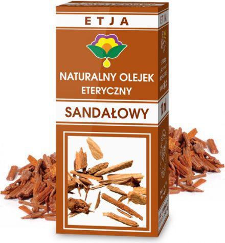 Etja Olejek Eteryczny Sandałowy, 10ml