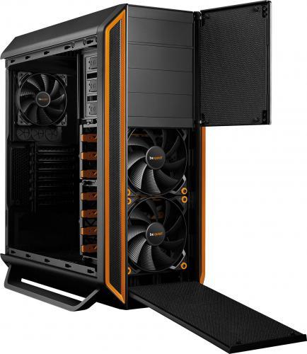 Znalezione obrazy dla zapytania Be Quiet! Silent Base 800 Window Orange