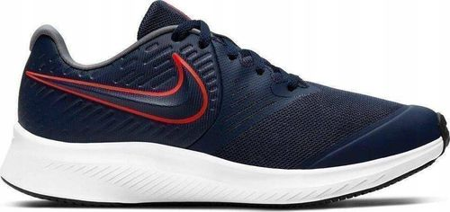 Nike Buty NIKE STAR RUNNER 2 AQ3542-405 uniwersalny