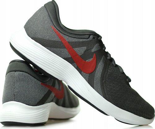Nike BUTY MĘSKIE DO BIEGANIA NIKE REVOLUTION 4 uniwersalny