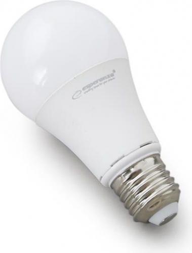 Esperanza Żarówka LED E27, 12 W, 3000 K, Biały Ciepły (ELL112)