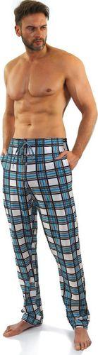 Sesto Senso Bawełniane spodnie piżamowe MILO Sesto Senso XXL