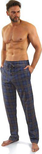 Sesto Senso Bawełniane spodnie piżamowe MILO Sesto Senso XL