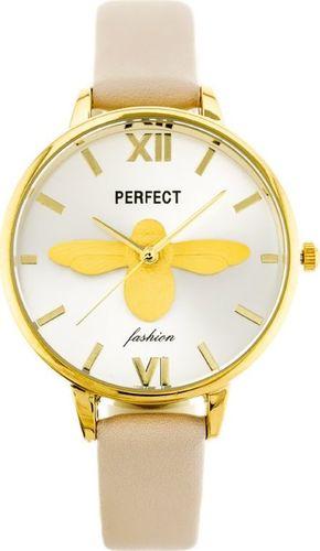 Zegarek Perfect ZEGAREK DAMSKI PERFECT E343 - WAŻKA (zp933b) uniwersalny