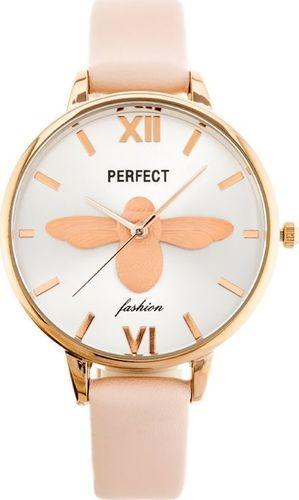 Zegarek Perfect ZEGAREK DAMSKI PERFECT E343 - WAŻKA (zp933c) uniwersalny