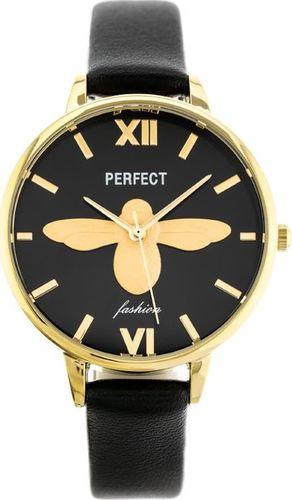 Zegarek Perfect ZEGAREK DAMSKI PERFECT E343 - WAŻKA (zp933d) uniwersalny