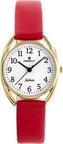 Zegarek Perfect ZEGAREK DAMSKI PERFECT L104 (zp926g) uniwersalny