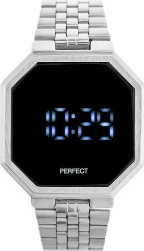 Zegarek Perfect ZEGAREK LED PERFECT A8034 (zp917a) uniwersalny