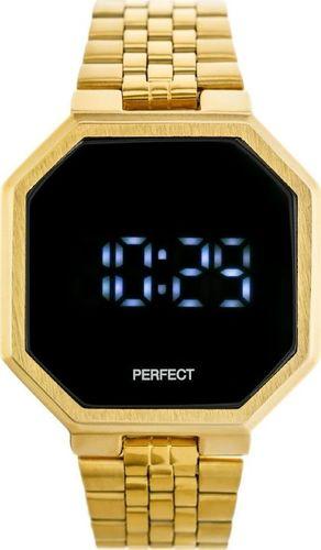 Zegarek Perfect ZEGAREK LED PERFECT A8034 (zp917b) uniwersalny