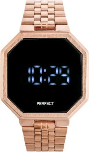 Zegarek Perfect ZEGAREK LED PERFECT A8034 (zp917c) uniwersalny