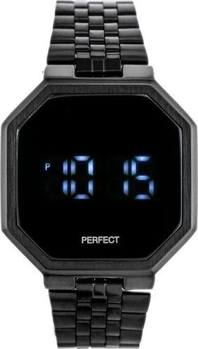 Zegarek Perfect ZEGAREK LED PERFECT A8034 (zp917d) uniwersalny
