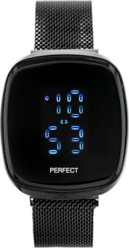 Zegarek Perfect ZEGAREK LED PERFECT A8036 (zp915c) uniwersalny