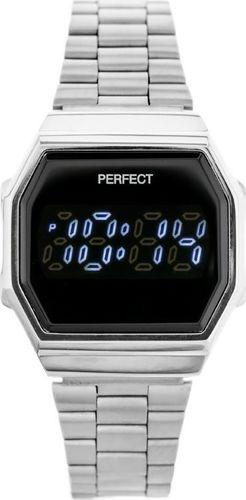 Zegarek Perfect ZEGAREK LED PERFECT A8039 (zp916a) uniwersalny