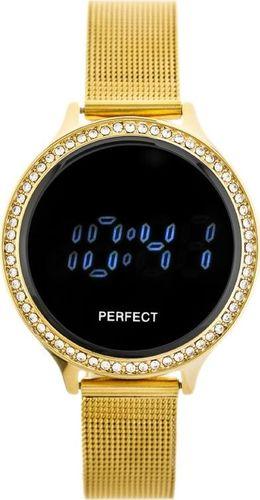 Zegarek Perfect ZEGAREK LED PERFECT A8040 (zp922b) uniwersalny