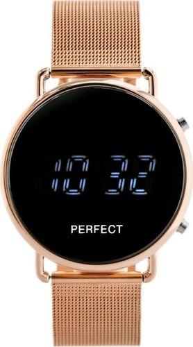 Zegarek Perfect ZEGAREK LED PERFECT A8043 (zp931c) uniwersalny