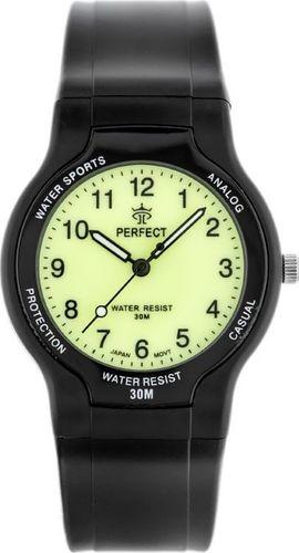 Zegarek Perfect ZEGAREK MĘSKI PERFECT GA44 (zp302b) uniwersalny