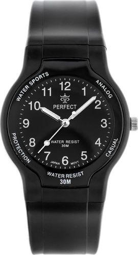 Zegarek Perfect ZEGAREK MĘSKI PERFECT GA44 (zp302c) uniwersalny