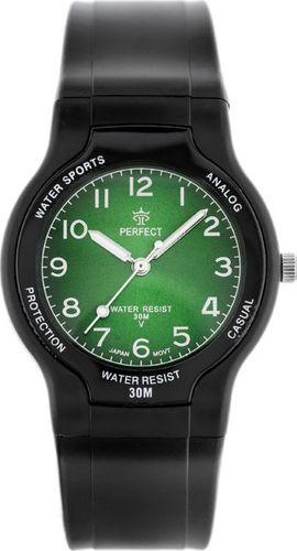 Zegarek Perfect ZEGAREK MĘSKI PERFECT GA44 (zp302d) uniwersalny