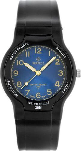 Zegarek Perfect ZEGAREK MĘSKI PERFECT GA44 (zp302e) uniwersalny