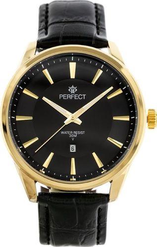 Zegarek Perfect ZEGAREK MĘSKI PERFECT W274 (zp301c) uniwersalny