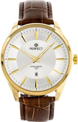 Zegarek Perfect ZEGAREK MĘSKI PERFECT W274 (zp301e) uniwersalny