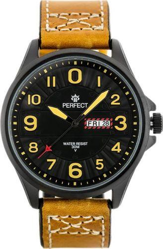 Zegarek Perfect ZEGAREK MĘSKI PERFECT W275 (zp300c) uniwersalny