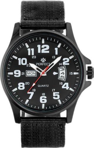 Zegarek Perfect ZEGAREK MĘSKI PERFECT W291 (zp303a) uniwersalny