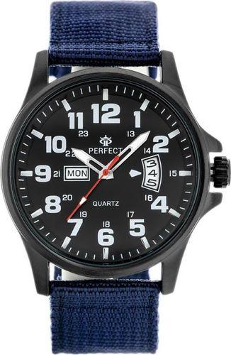 Zegarek Perfect ZEGAREK MĘSKI PERFECT W291 (zp303b) uniwersalny