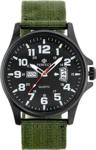 Zegarek Perfect ZEGAREK MĘSKI PERFECT W291 (zp303e) uniwersalny