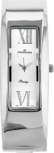 Zegarek Jordan Kerr ZEGAREK DAMSKI JORDAN KERR - 14027 (zj993a) uniwersalny