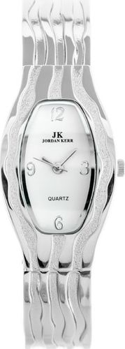 Zegarek Jordan Kerr ZEGAREK DAMSKI JORDAN KERR - B5181 (zj997a) uniwersalny