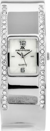 Zegarek Jordan Kerr ZEGAREK DAMSKI JORDAN KERR - B5236 (zj991a) uniwersalny