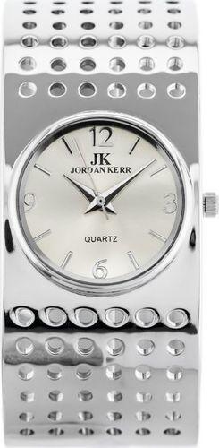 Zegarek Jordan Kerr ZEGAREK DAMSKI JORDAN KERR - B5254 (zj992a) uniwersalny