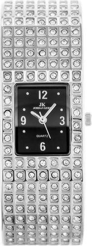 Zegarek Jordan Kerr ZEGAREK DAMSKI JORDAN KERR - B5266 (zj995b) uniwersalny