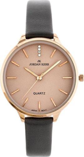 Zegarek Jordan Kerr ZEGAREK DAMSKI JORDAN KERR - I2032 (zj987e) uniwersalny